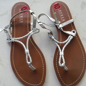Ralph Lauren sandals size 10